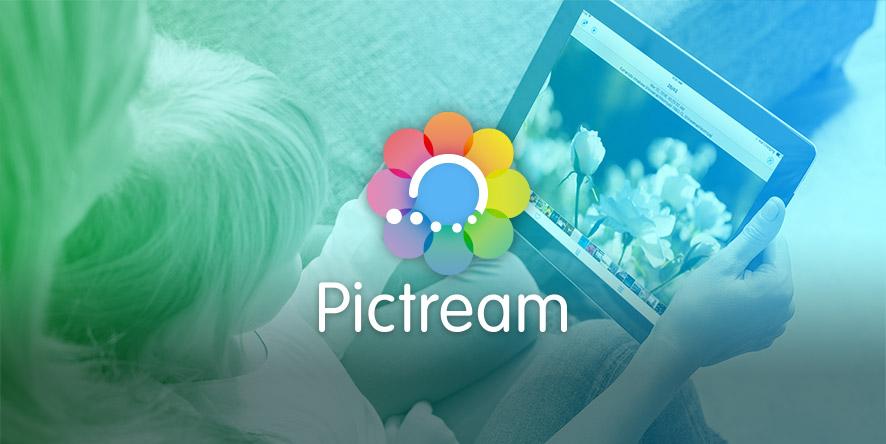 写真ブラウザアプリ「Pictream」リリース